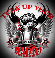 Turn up your Radio Logo